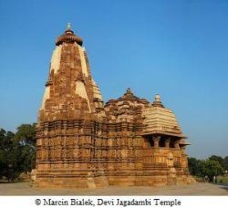 Khajuraho - In the heart of India