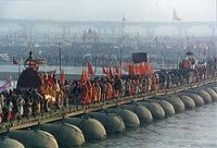 Railway offers more facilities for the Kumbh